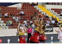 Kadınlar Basketbol Süper Ligi: Mersin Büyükşehir Belediyespor: 89 - Bellona Kayseri Basketbol: 64