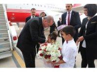 Cumhurbaşkanı Erdoğan, Diyarbakır'da