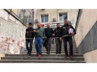 İstanbul'da otomobil hırsızlarına operasyon