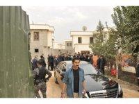 Cumhurbaşkanı Erdoğan, Sur'u gezdi