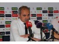 """Erkan Sözeri: """"İkinci yarı oyunun hakimi bizdik"""""""