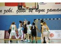 Kadınlar Basketbol Süper Ligi: Kırçiçeği Bodrum Basketbol: 58 - Beşiktaş: 102