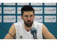"""Dusko Ivanovic: """"Son 5 dakikada mücadele eden oyuncularımı kutluyorum"""""""