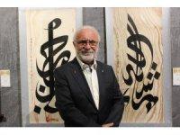 Çinli hattatın eserlerine yoğun ilgi