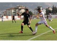 Spor Toto 1. Lig: Hatayspor: 0 - Osmanlıspor: 0