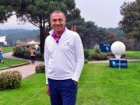 """Sabri Yiğit: """"Golf sporunun gelişmesi önemli"""""""