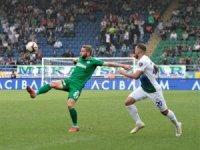 Spor Toto Süper Lig: Çaykur Rizespor: 1 - Atiler Konyaspor: 1 (Maç sonucu)