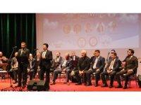 """Elazığ'da """"Babalar Oğullar, Ustalar Çıraklar Harput Müziği Konseri"""""""