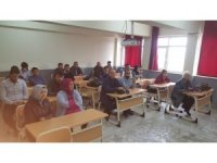 Altıntaş'ta KOSGEB Girişimcilik Kursu açıldı