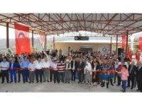 Nazilli Belediyesi, Yeşildere'ye sosyal tesis kazandırdı
