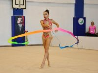 Balçova'da cimnastik şöleni