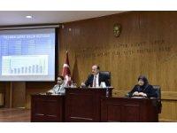 Mamak Belediyesi 2019 bütçesi meclisten geçti