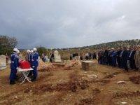 Besni'de Kıbrıs Gazisi son yolculuğuna uğurlandı