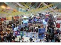 Kayseri Kitap Fuarına rekor katılımcı: 672 bin 524 kişi