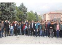 Hakkarili 150 öğrenci Çanakkale ve İstanbul'a uğurlandı