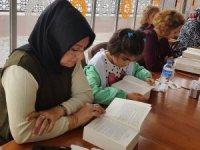Karesi'de kitap okuma günleri başladı