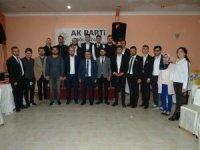 AK Parti İlçe Teşkilatı Danışma Toplantısı yapıldı