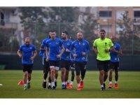 Alanyaspor'da Bursaspor mesaisi başladı