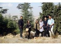 SDÜ'lü kaşifler Şarkikaraağaç'ta Kızıldağ'ı keşfetti