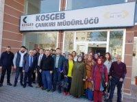 KOSGEB girişimcilik kursu başladı