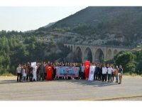 Avrupalı gençler Adana'nın gönüllü turizm elçisi oldu
