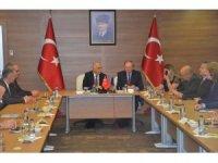AB üyesi 16 devletin büyükelçileri Denizli'de