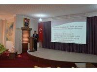 Bayburt İl İstihdam Ve Mesleki Eğitim Kurulu toplandı