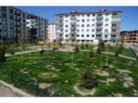 Palandöken Belediyesi'nden bir park daha