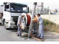 ASAT Manavgat'ta kışa hazırlık yapıyor