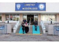 Kırıkkale'de 'ANA' lakaplı kadın, uyuşturucu ticaretinden tutuklandı