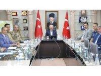 Mardin'de sporda güvenlik arttırıldı