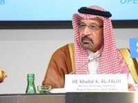 Suudi Bakan Halid el-Falih: Suudi Arabistan kriz içerisinde
