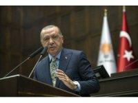 """Cumhurbaşkanı Erdoğan: """"Mademki 'biz yolumuza' diyorlar bizde herkes kendi yoluna deriz"""""""