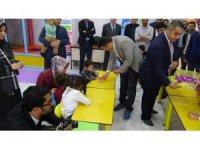 Gercüş'te 4-6 yaş grubu Kur'an kursu açıldı