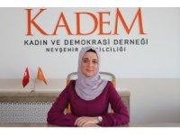 KADEM Nevşehir temsilciliği obezite ile mücadele semineri düzenliyor