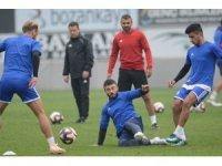 Manisa BBSK Karagümrük maçı hazırlıklarına başladı