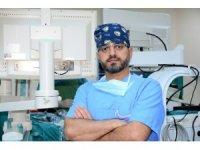 DÜ 1 yaş altı böbrek taşı ameliyatında Türkiye'de birinci sırada