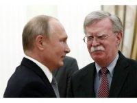 Rusya Devlet Başkanı Putin, ABD Ulusal Güvenlik Danışmanı Bolton ile görüştü