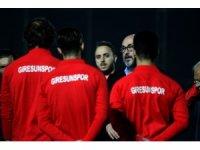 Başkan Bozbağ, futbolcuları uyardı