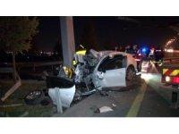 Başkent'te bir aile kazada yok oldu