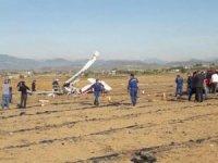 Antalya'da eğitim uçağı düştü: 2 kişi hayatını kaybetti