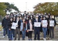Üniversite öğrencilerden Lösemili çocuklara destek