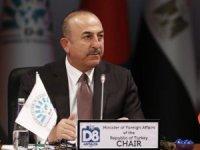 Bakan Çavuşoğlu: D-8 bünyesinde takas odası kurulmasını teklif ediyoruz