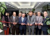 İÇÜ'de 'Öğretim Materyalleri' sergisi açıldı