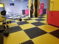 Demirözü ilçesine yeni spor salonu