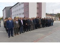 Bartın Üniversitesi Ata'yı andı