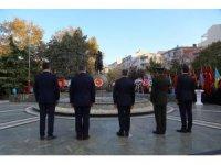Kırklareli'nde Atatürk ölümünün 80. yılında anıldı