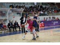 Türkiye Kadınlar Basketbol Ligi: Yalova VIP: 59 - Mersin Üniversitesi: 64