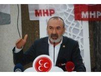 """MHP Genel Başkan Yardımcısı Yıldırım: """"Karalama ile kötüleme ile siyasi kampanya olmaz"""""""