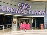 Jimnastikçiler Crowne Plaza Kapadokya'yı seçti